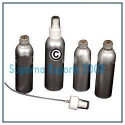 Screw Neck Aluminum Bottle