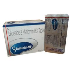 Gliclazide & Metformin HCl Tablets
