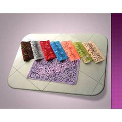 Chenille Embroidery Rugs