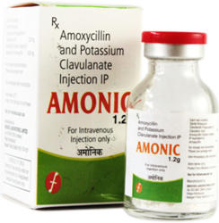 Amonic  Anti Infectives