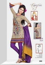 Preyasi Ladies Salwar Suits Dress Material