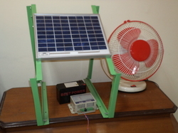 Solar DC Fan