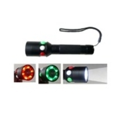 Tri Color LED Flash Light