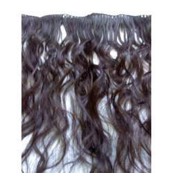 Hand Wefted Human Hair