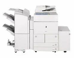 Добавить к сравнению.  Копир с лазерной печатью, максимальный формат бумаги: A3. не представлен в магазинах.