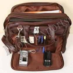 Leather Laptop Bag ( Product Code: RBS05)