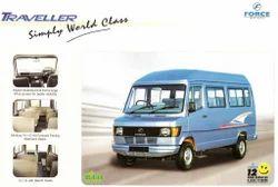 Traveller Minibus 17 seater