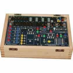 ACT-03-TDM-Pulse Amplitude Mod Demodulation Kit