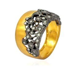 Designer Diamond Band ring