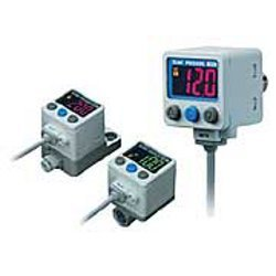 2 color display high precision digital pressure switch