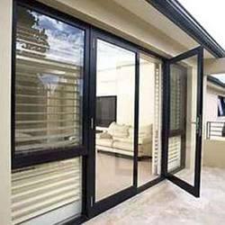 aluminium door windows