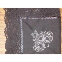 Monogrammed Ladies Hankies