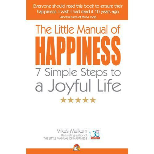 The Little Manual of Happiness Book