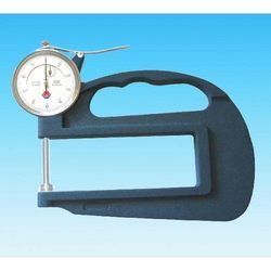Thickness Gauge For Paper Analogue