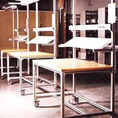 Ergonomic Workstation & Flow Rack System