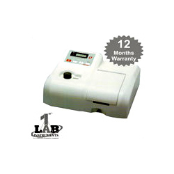 Spectrophotometer UV Vis Microprocessor Indian