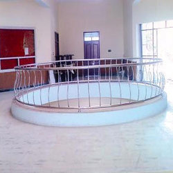 Stainless Steel Circular Railings