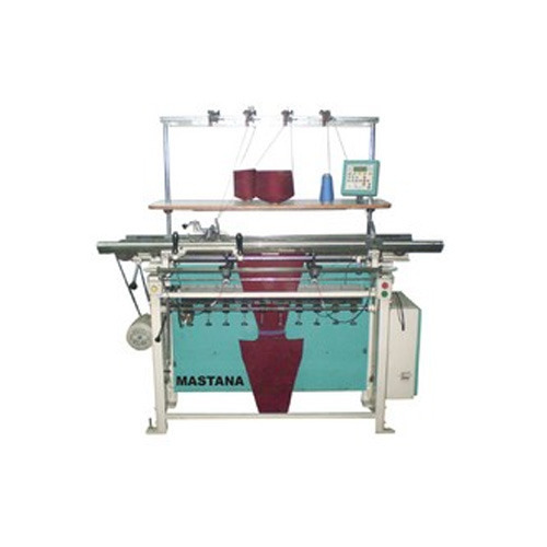 Automatic Narrow Shaping Flat Knitting Machine
