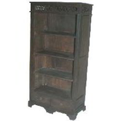 Wooden Bookshelves M-0891