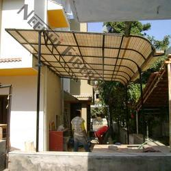 Parking shed manufacturers suppliers wholesalers for Terrace shed designs india