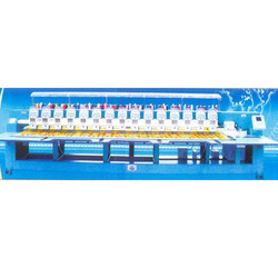 T & B-F 912 Embroidery Machines