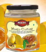 Ready To Eat Mango Chutney