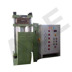 Lab Model Rubber Molding Press