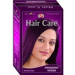Henna Based Hair Colors