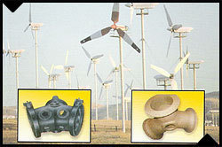Wind Mill Castings