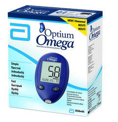 Отзывы о Глюкометр Optium Omega + 100 тест-полосок (ABBOTT, США) .