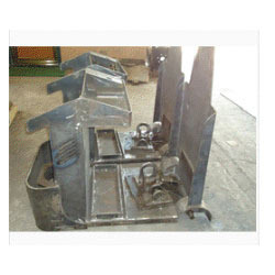 stand on truck frames
