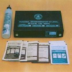 Personal Decontamination Kit