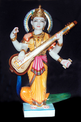 Maa+Saraswati+Statue