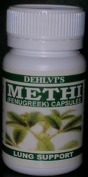 Fenugreek Methi Capsules