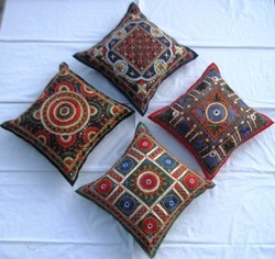 Decorative Handmade Cushion Cover