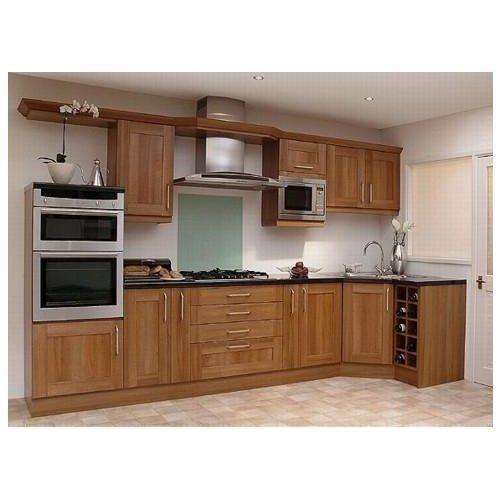 PVC Modular Kitchen Manufacturer From