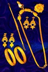 Gold Jewelry (Gj-01)