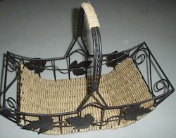Baskets with handle