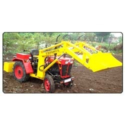 mini tractors with loader