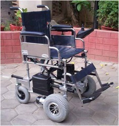 Powered Front Wheel Drive Wheelchair