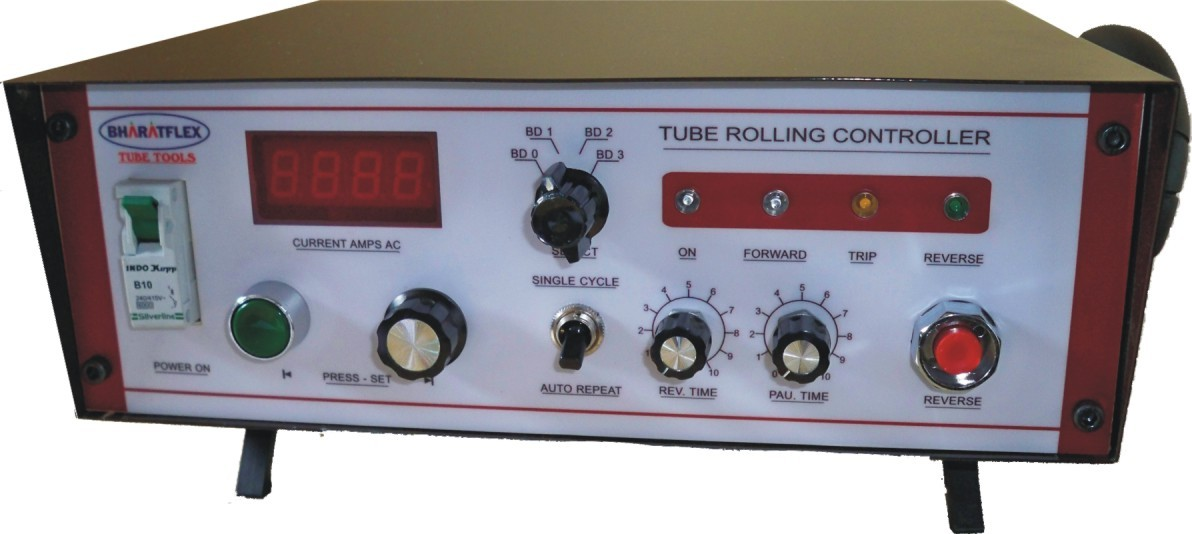 Torque Controlled Tube Expansion System