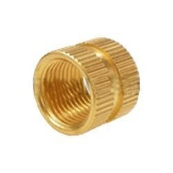 Hollow Brass CNC Turned Parts
