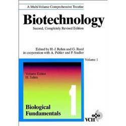 Biotechnology A Multi Volume Comprehensive Treatise
