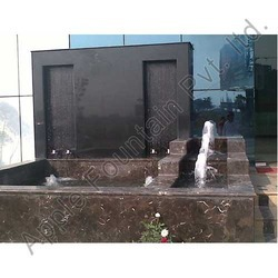 Rain Curtain Fountain