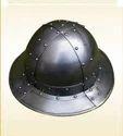 Helmet Kattle Hat Deluxe