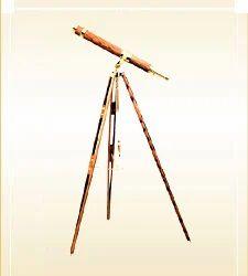 Brass Designer Telescope