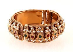 Tempting Gold Plated Bangle