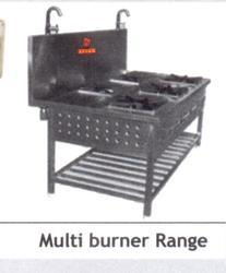 Multi Burner Range