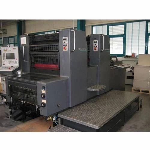 Repair Of Printing Machines
