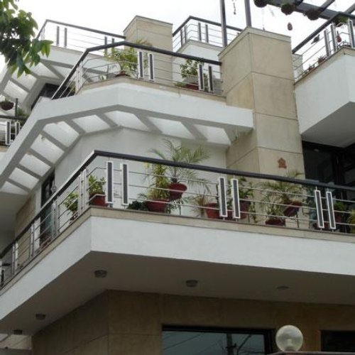 Stainless Steel Front/Balcony Railing
